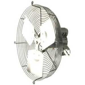 Dayton 1hkl5 Exhaust Fan 16 In 115v 1060 Cfm