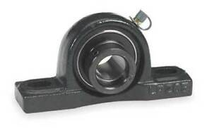 Dayton 3fct3 Mounted Ball Bearing 1 In Bore