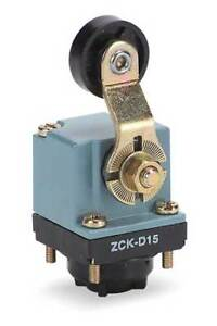 Telemecanique Sensors Zckd16 Limit Switch Head Roller Lever F xckl