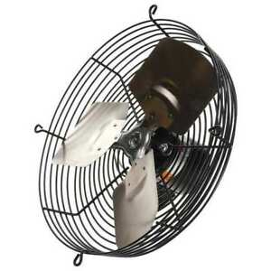 Exhaust Fan 12 In 115v 828 Cfm Dayton 1hkl4