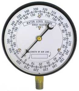 Well Water Level Gauge 0 To 390 Ft Duro Ca566