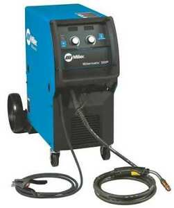 Miller Electric 907300 Mig Welder Wheeled 200 230 460vac