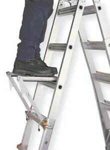 Little Giant 10104 Work Platform aluminum 300 Lb Cap