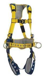 Body Harness M Quick Connect Construction 3m Dbi sala 1100796
