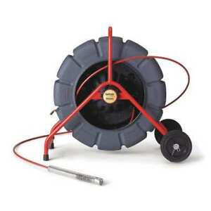 Pipe Inspection Camera Reel color 200 Ft Ridgid 13988
