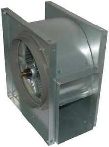 Dayton 5zcn7 Blower duct 10 1 4 In less Drive Pkg