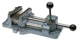 Drill Press Vise 1 13 16 D 6 3 16in Open Wilton 13402