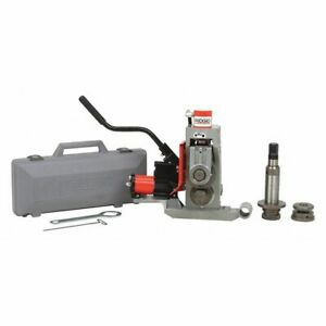 Ridgid 48297 Hydraulic Roll Groover Kit For Model 300