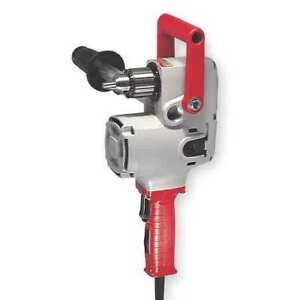Right Angle Drill 1 2 In 300 1200 Rpm Milwaukee 1675 6