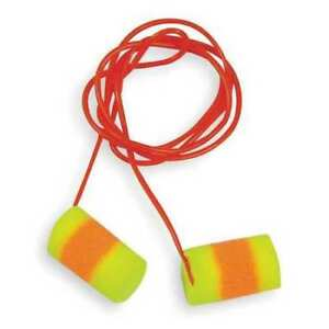 3m 311 1125 E a r Classic Corded Ear Plugs 33db Rated Cylinder Shape Pk 200