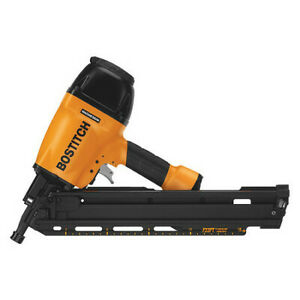 Air Framing Nailer clipped 33 Deg paper Bostitch F33pt