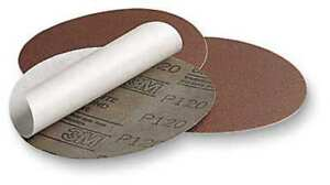 Psa Sanding Disc alo cloth 6in 80g pk250 3m 60440211278