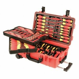 Insulated Tool Set 80 Pc Wiha Tools 32800