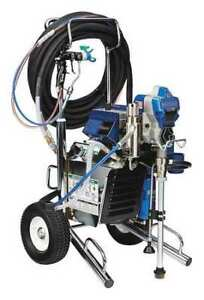Airless Paint Sprayer cart 0 43 Gpm Graco 17c417