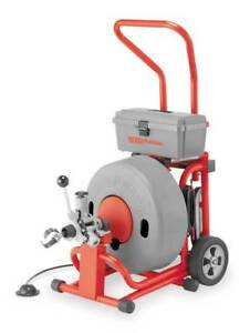 Drain Cleaning Machine Ridgid 93557