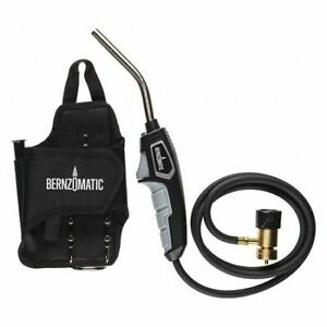 Bernzomatic 2880270 Hose Torch Kit Propane mapp 5 Ft Hose