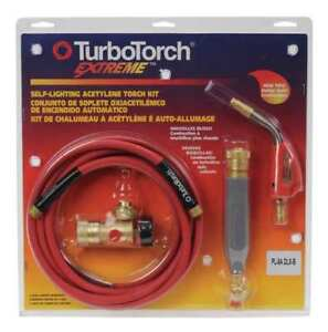 Turbotorch 0386 0835 Brazing And Soldering Kit