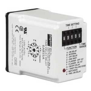 Time Delay Relay 120vac 10a dpdt