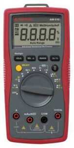 Digital Multimeter 600v 40 Mohms 10a Amprobe Am 510