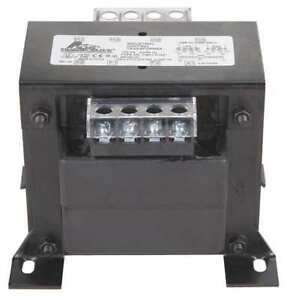 Acme Electric Ce020500 Transformer In 240 480 Out 25 120v 500va