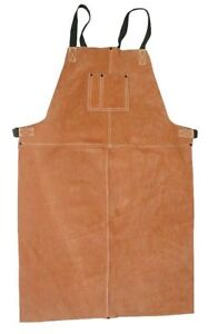 Welding Bib Apron Leather