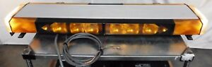 G135070 Whelen Engineering Edge 9404 Amber Lightbar 48