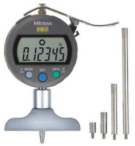 Electronic Digital Depth Gage Mitutoyo 547 257s