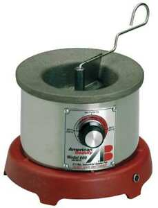 American Beauty 600 Solder Pot 2 5 Lbs 320w 850 F