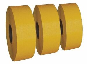 Rae Pr th 3505 Preformed Thermoplastic Yellow Roll Pk 3