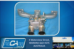 Holden Red Motor Genuine Weber 45 Dcoe Carburettor Conversion Kit