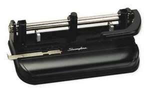Three hole Paper Punch Black swingline A7074350f