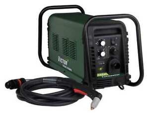 Victor Thermal Dynamics 1 1330 1 Plasma Cutter 100a 1 3 4in Cap 70psi