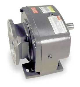 Dayton 4z615 Speed Reducer C face 56c 38 5 1