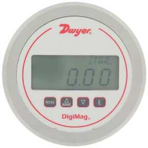 Digital Low Pressure Gauge Dm 1111 Dwyer Instruments