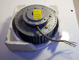 1 New 97157222 044 3 phase Squirrel Cage Blower Motor 7 x7 x3 Make Offer