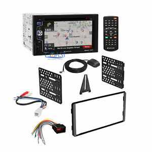 Planet Audio Car Radio Stereo Dash Kit Harness For 98 Up Ford Lincoln Mercury
