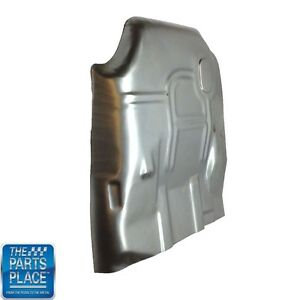 1973 77 Chevelle Monte Carlo Gm A Body Floor Pan Section Rear Right Hand