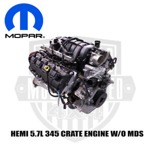 Mopar Hemi 5 7l Vvt Crate Engine
