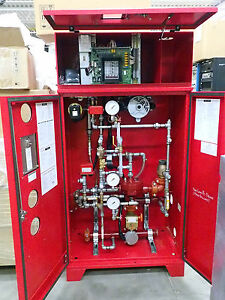Viking Fireflex Totalpac2 Integrated Sprinkler Fire Protection System W control