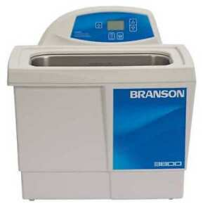 Branson Cpx 952 319r Ultrasonic Cleaner cpx 1 5 Gal 99 Min