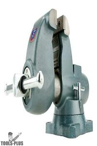 Wilton 10250 5 C 2 Combination Pipe And Bench Vise W Swivel Base New