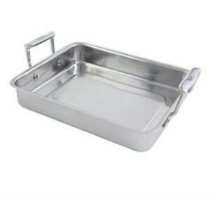Bon Chef Cucina Stainless Steel 5qt Large Food Pan W handles Restaurant Catering