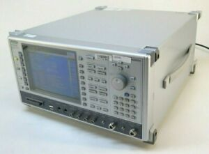 Anritsu Mt8820c Gsm Tdscdma Radio Communication Analyzer
