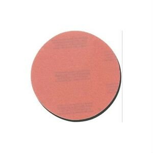 3m 1221 Red Abrasive Hookit Disk 6 In P220 50 Discs Sandpaper Feathereding