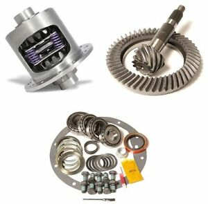 1965 1971 Chevy Gm 8 2 3 08 Elite Ring And Pinion Duragrip Posi Gear Pkg