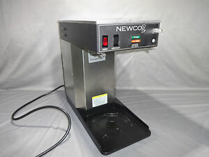 Newco Ace tc Automatic Coffee Brewer Maker Commercial Stainless Machine
