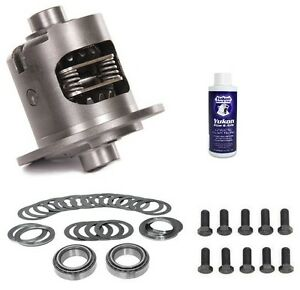 1990 2005 Gm 7 5 7 6 Chevy 10 Bolt Rearend 28 Spline Powergrip Posi Lsd