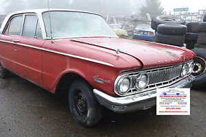1960 1961 1962 Ford Falcon Mercury Comet Spindle Nice Clean Original Right