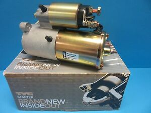 Starter Motor Replaces Ford Motorcraft Oem Sa979rm Expedited 1 4kw