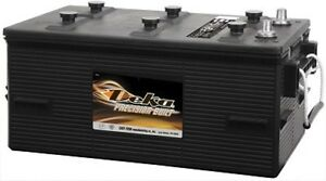 Deka Genuine New 708d 12 volt Battery 1355amp Cranking Power group 8d